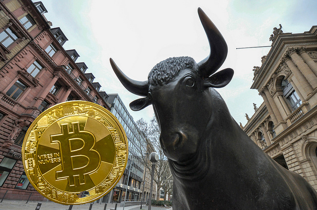 Blip or bull run? Bitcoin up 8% in possible sign of long-awaited recovery