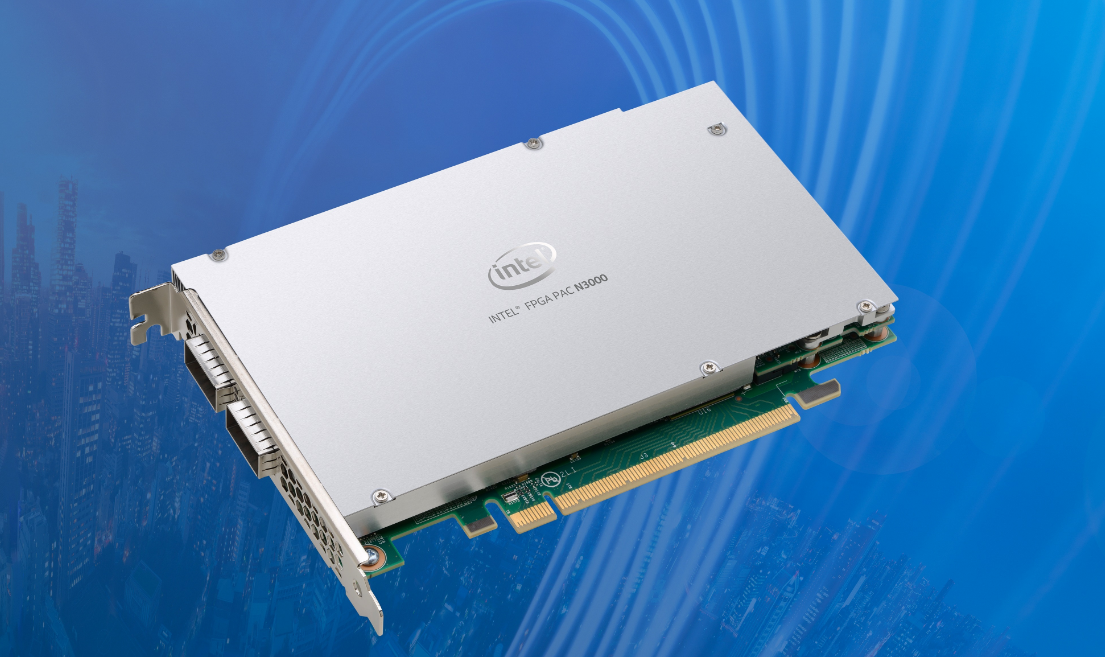 Intel targets 5G network providers with FPGA-based accelerators