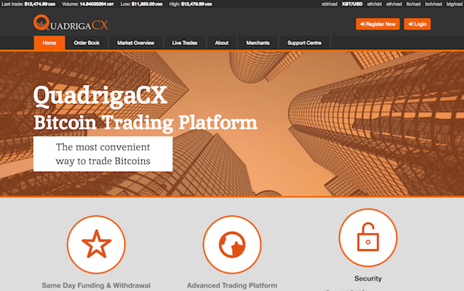 QuadrigaCX crpyto farce continues but there may be good news for investors