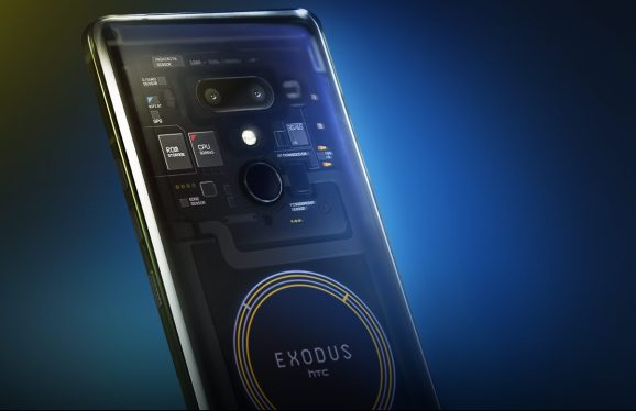 HTC's Exodus blockchain phone can soon be purchased using regular cash