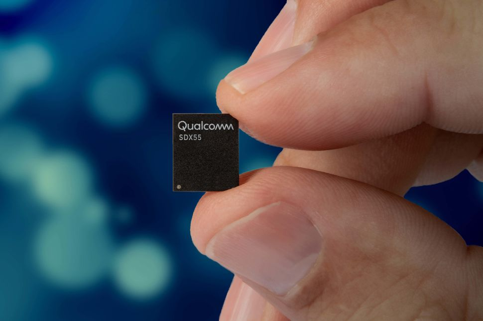 Qualcomm debuts new 5G modem chip to supercharge mobile connections