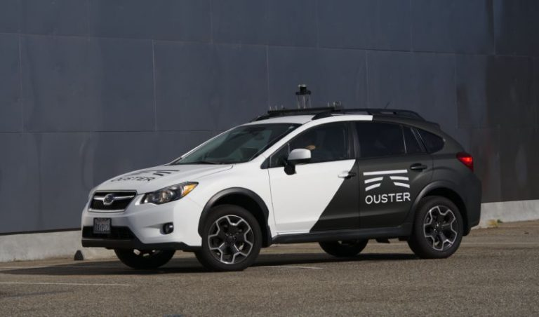 With new LiDAR factory up and running, Ouster raises $60M more in funding