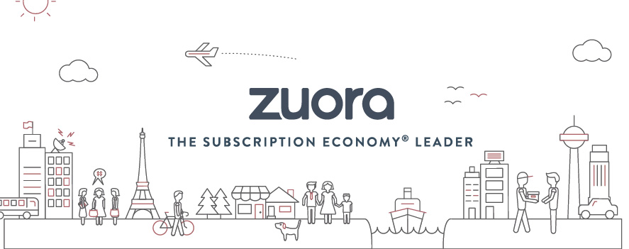 Subscription management company Zuora's stock falls 15% on lower guidance
