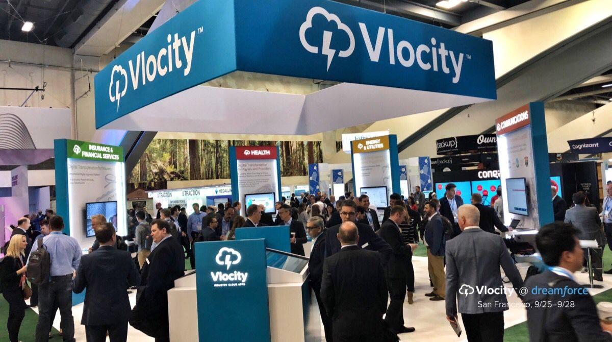 Salesforce partner Vlocity raises $60M in Series C funding round