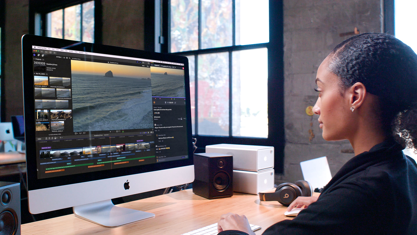 Apple upgrades iMac and iMac Pro, promising up to 240% more performance