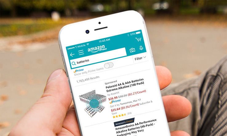 Amazon reportedly testing new video ad service on its mobile app