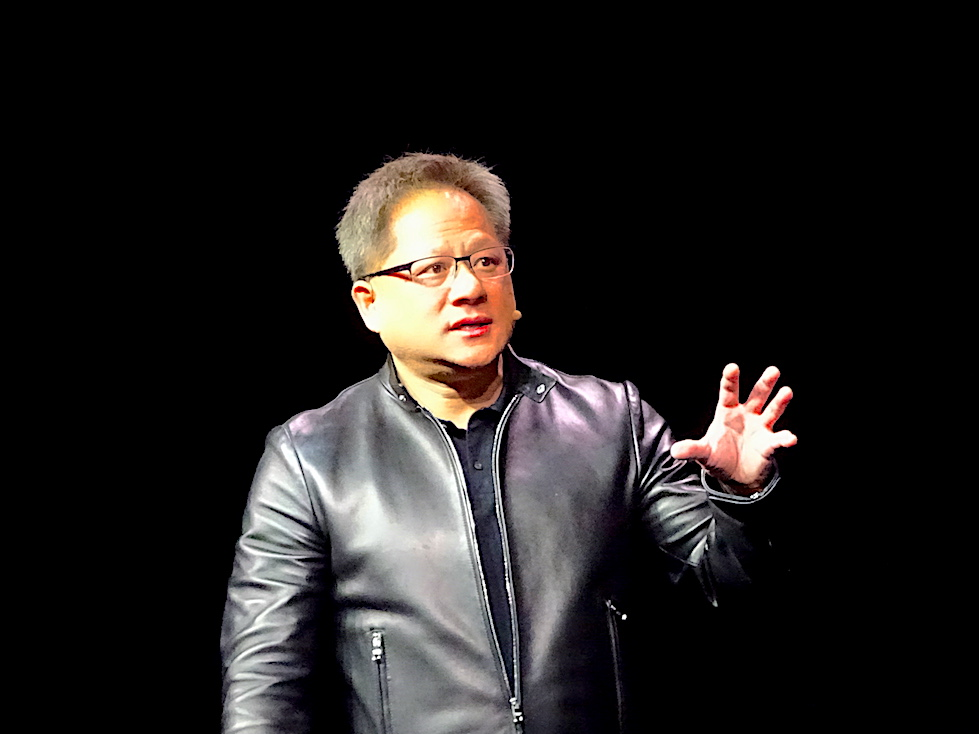 Nvidia surrounds its graphics chips with new computers and AI services