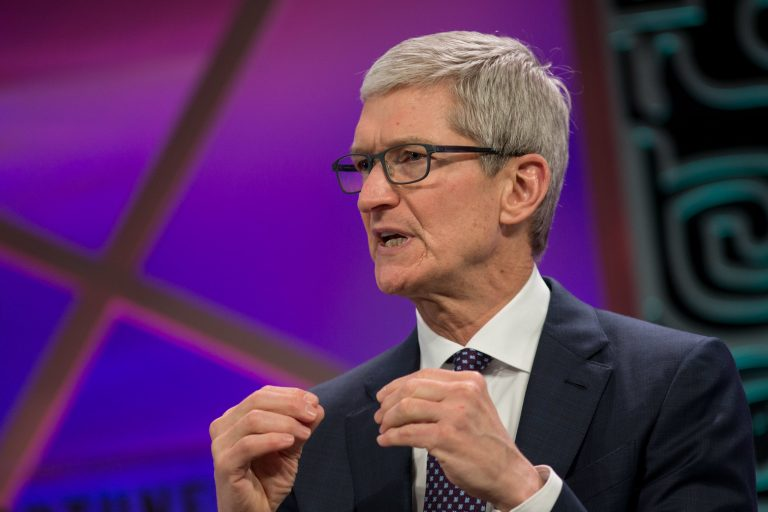 Apple's growing services revenue helps offset iPhone sales decline
