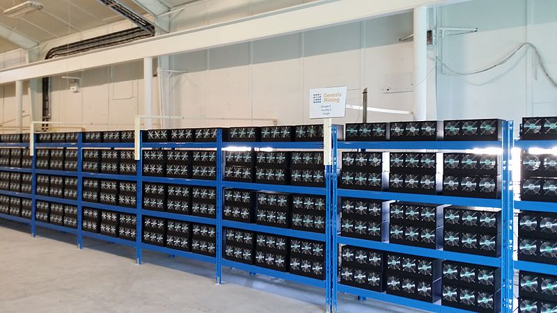 China proposes to ban bitcoin mining on environmental grounds