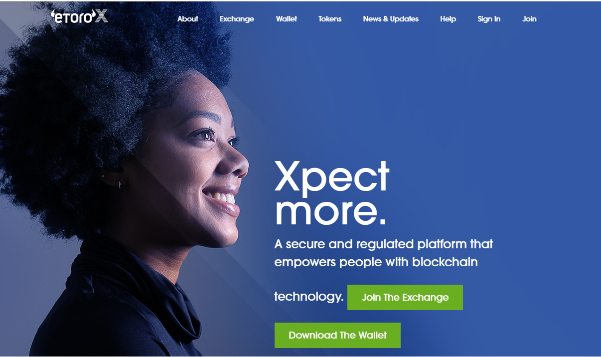 eToro launches new cryptocurrency exchange aimed at professional traders