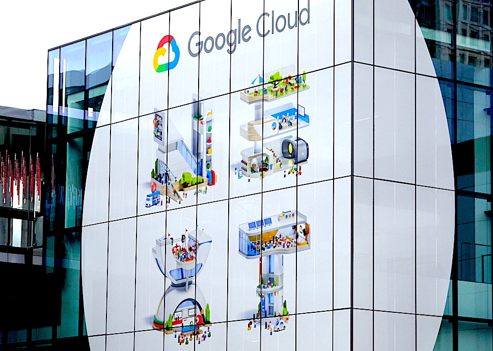 Day one wrap at Next: Multicloud stars as Google Cloud opens up its