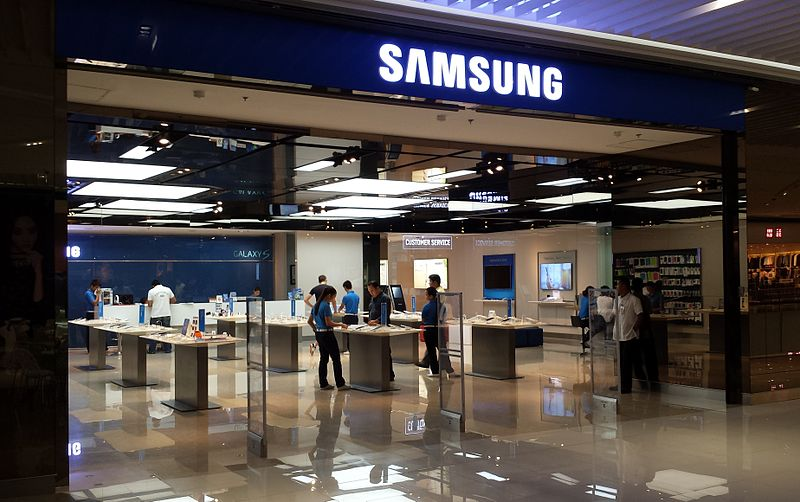 Report: Samsung is developing its own custom blockchain based on Ethereum