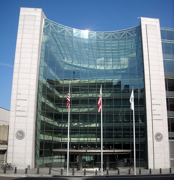 Securities and Exchange Commission clarifies when initial coin offerings are securities