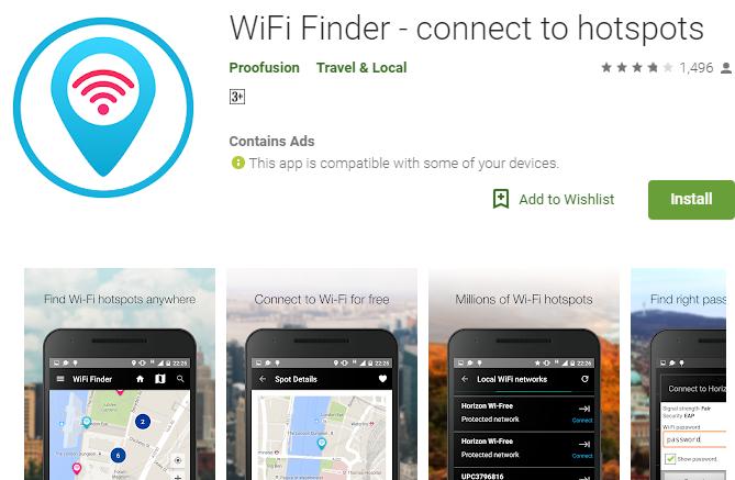 Wi-Fi hotspot finder app exposed 2M+ passwords