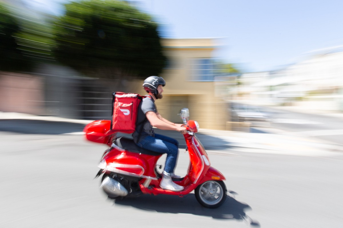 DoorDash pulls in $600M at $12.6B valuation to keep up its growth streak - SiliconANGLE