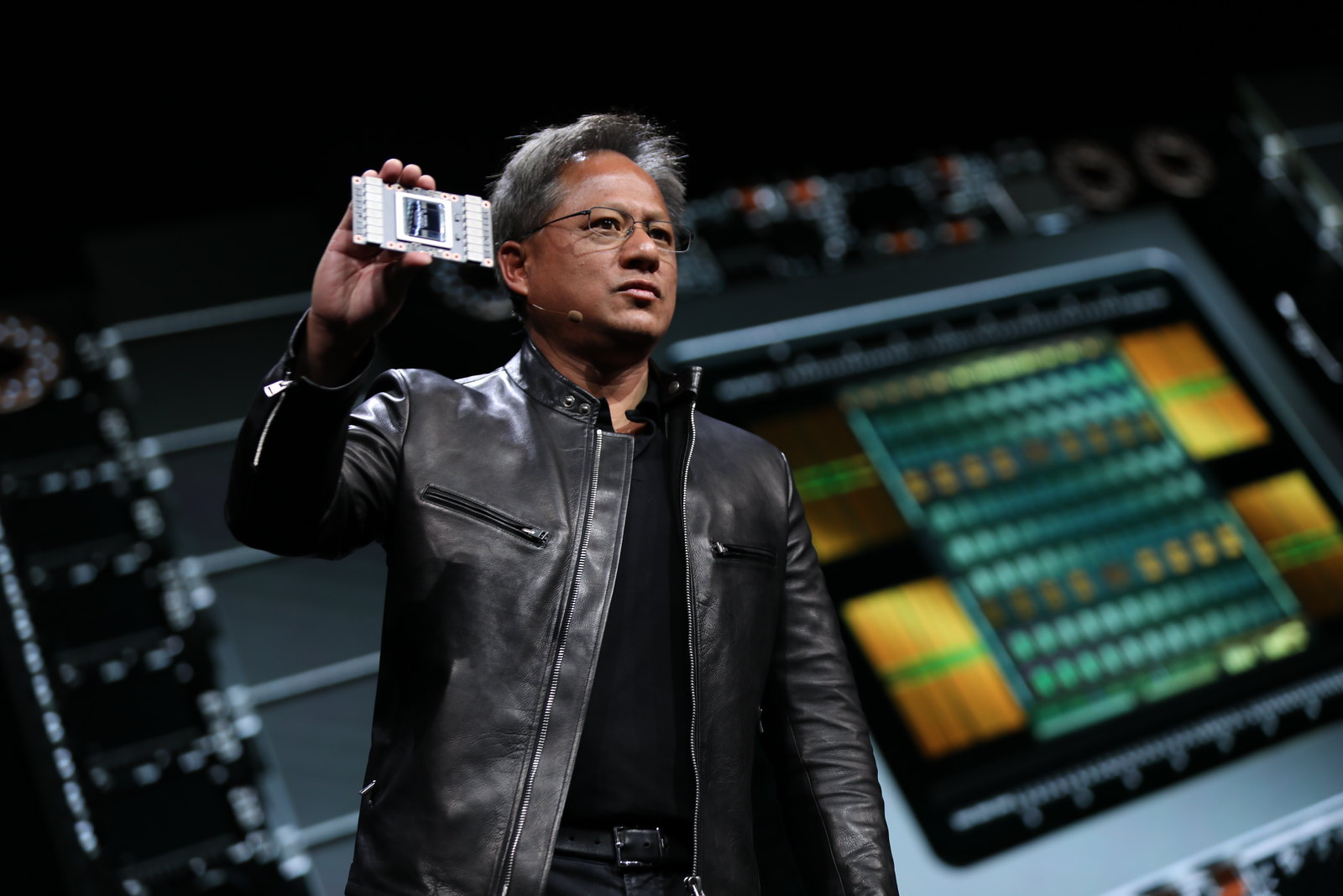 Nvidia tops earnings forecasts despite data center and gaming declines