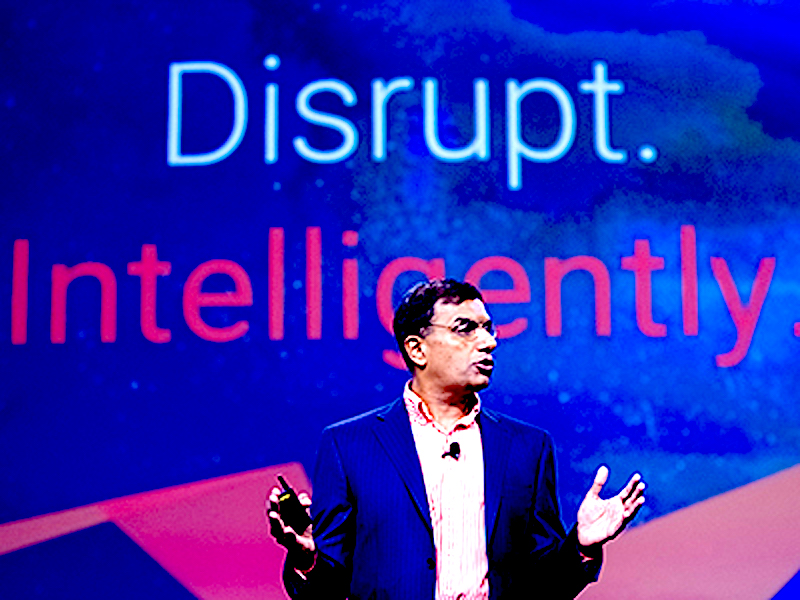 At Informatica World, AI automates delivery of smart recommendations for hybrid-cloud data operations