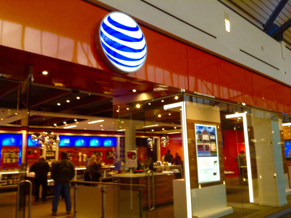 AT&T customers can now pay bills using cryptocurrency