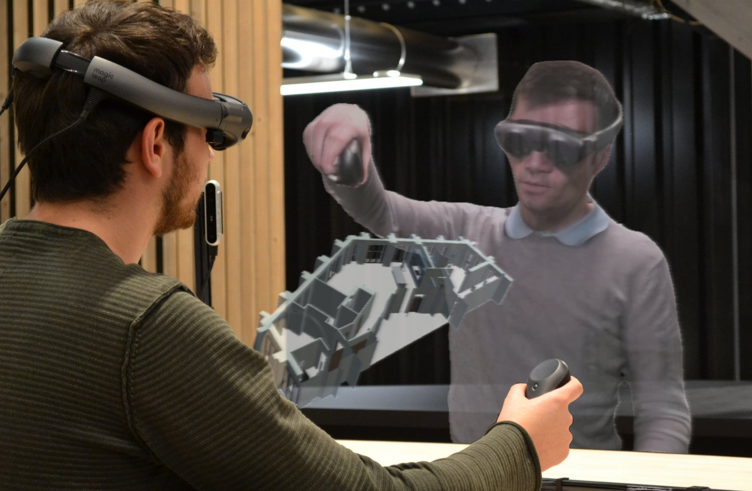 Magic Leap acquires augmented reality telepresence outfit Mimesys - SiliconANGLE