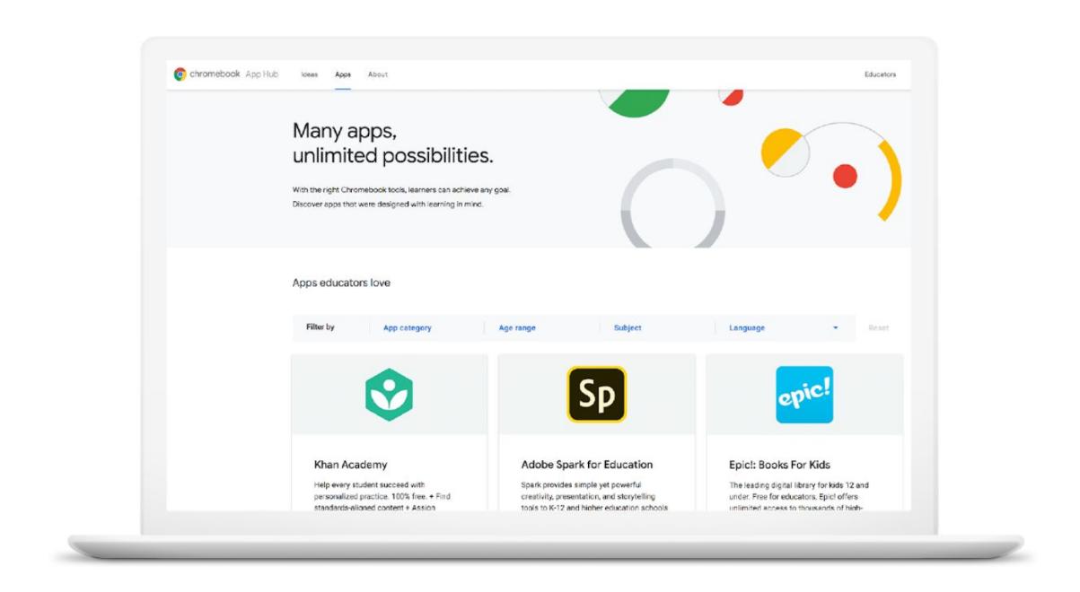 Google updates its educational tools for teachers - SiliconANGLE