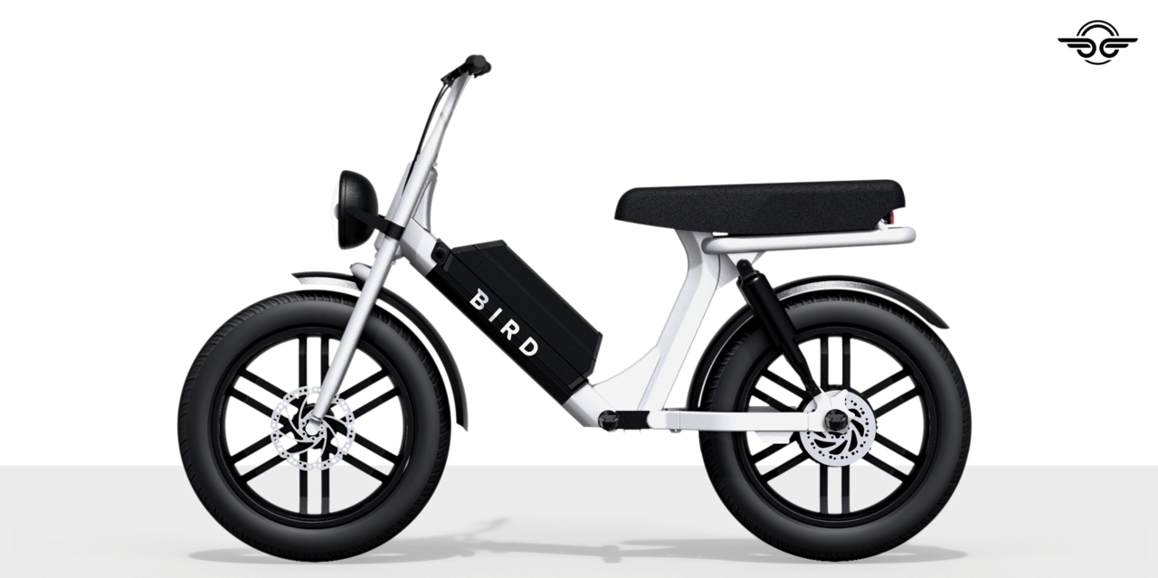 Bird expands its services with a new sharable electric moped option