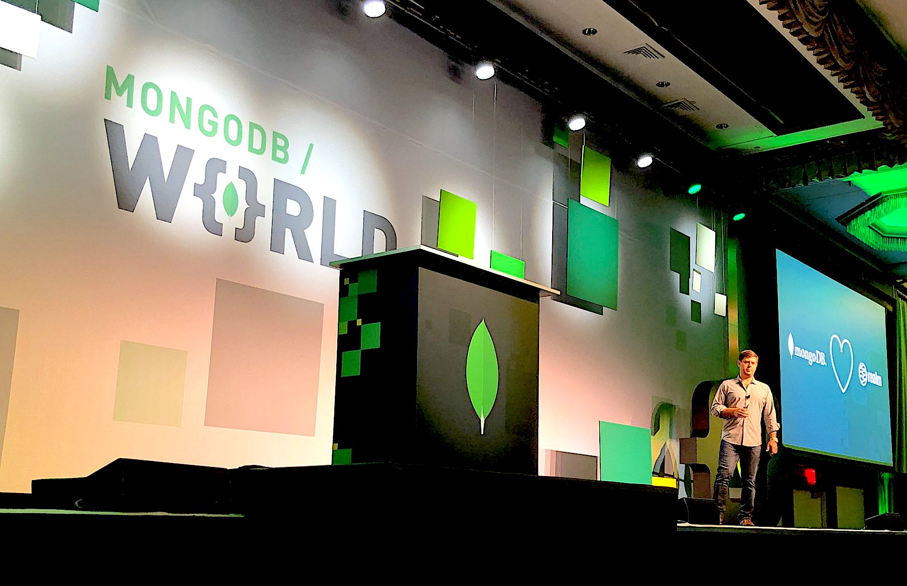 MongoDB grows its solution portfolio while boosting its flagship platform