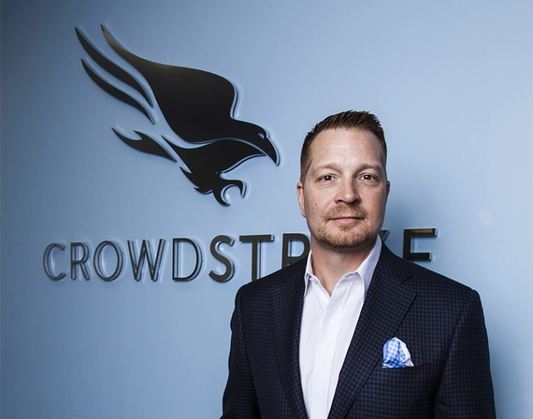 CrowdStrike shares jump 16% as it beats revenue forecast in first earnings call