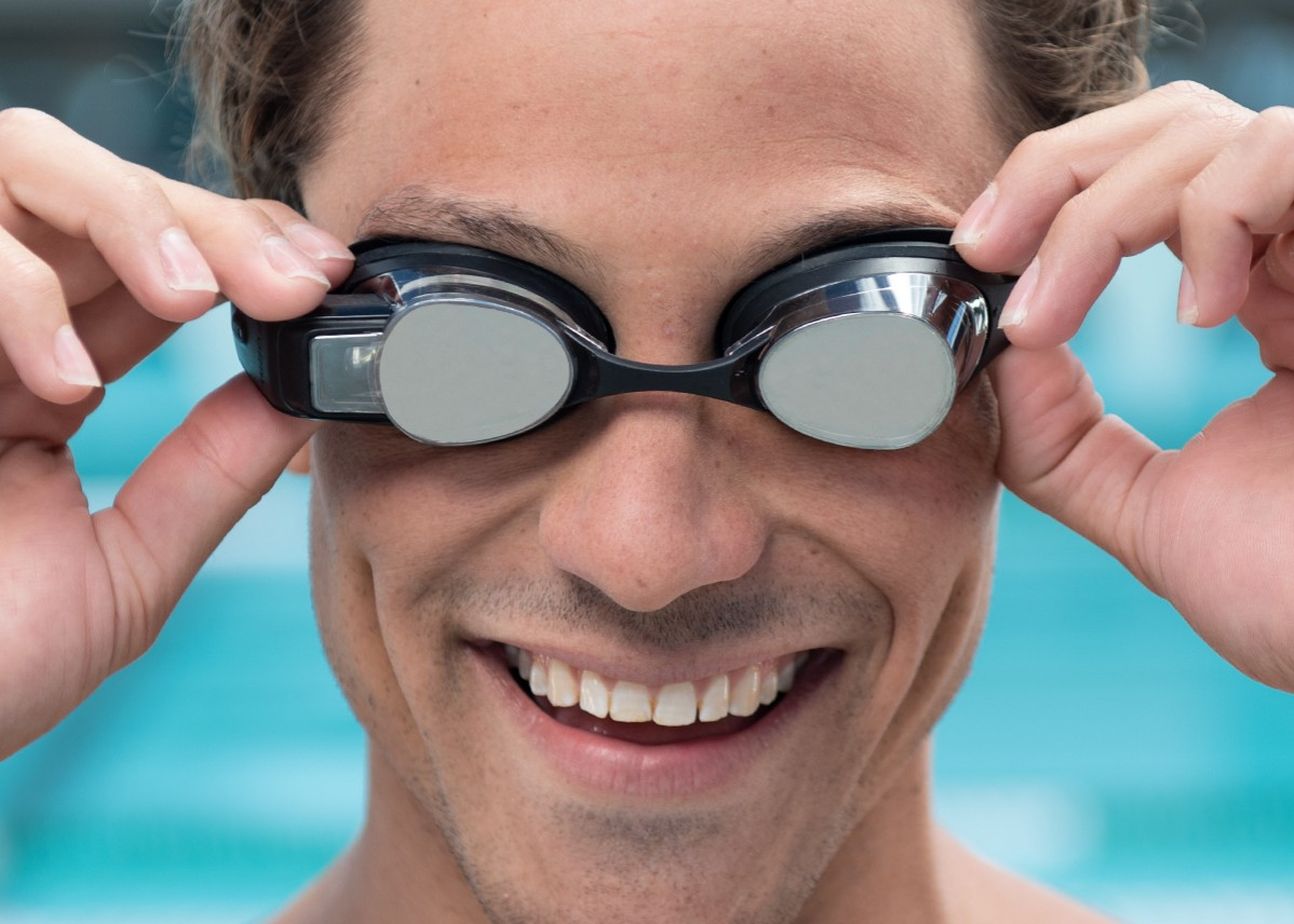 Form launches waterproof goggles to bring the magic of AR to swimmers