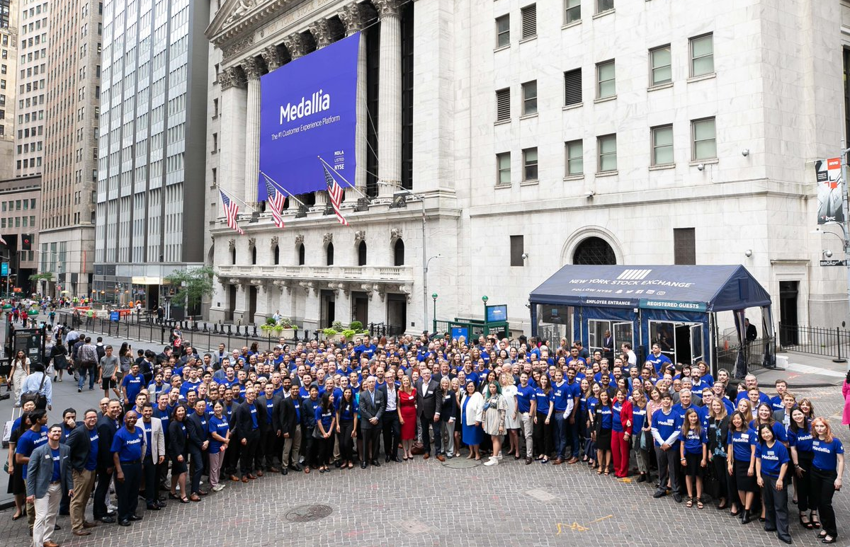 After $326M IPO, Medallia's share price surges 75%