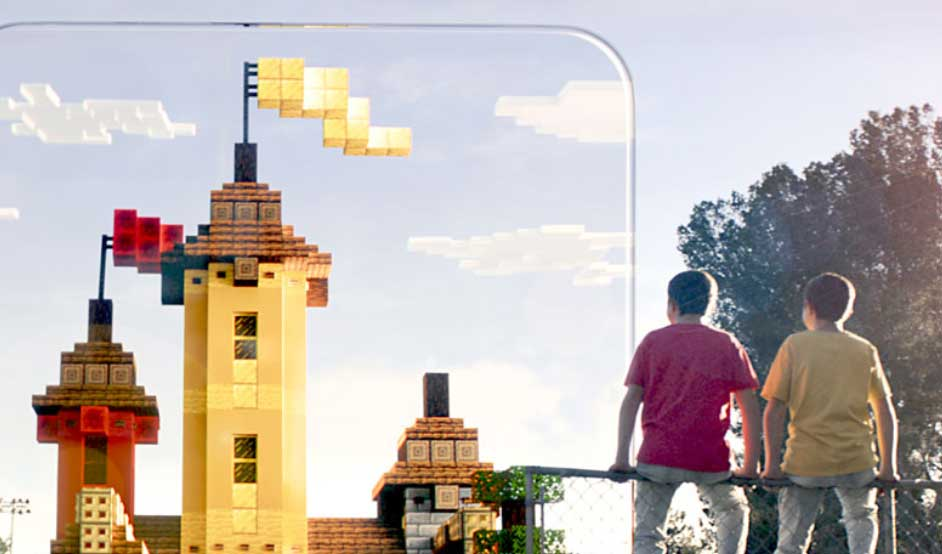 Microsoft brings Minecraft into the real world with beta signups for