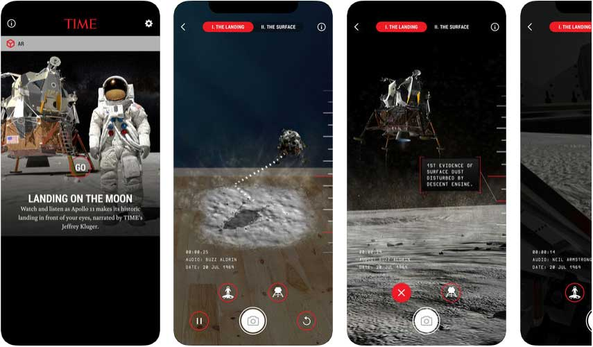 Time unveils augmented and virtual reality app showcasing immersive 3-D journalism