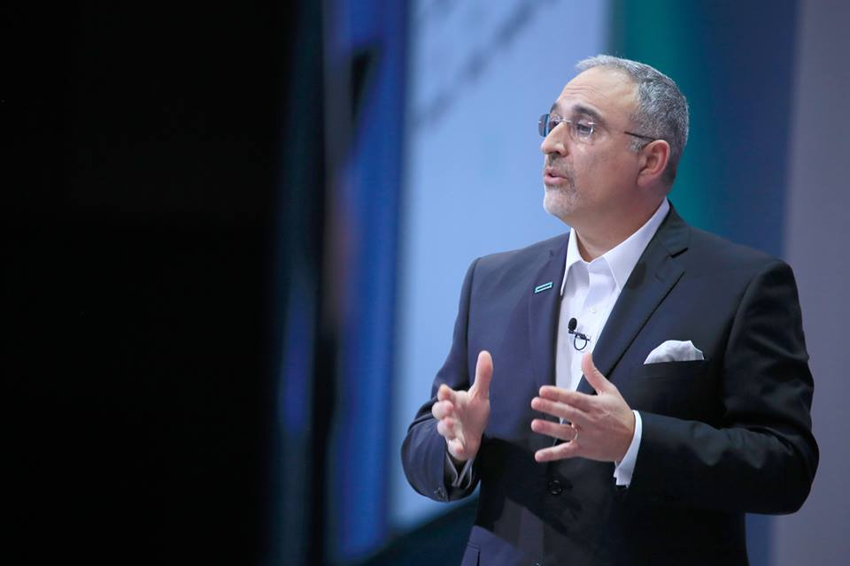 HPE earnings rise, but revenue slide continues for third straight quarter