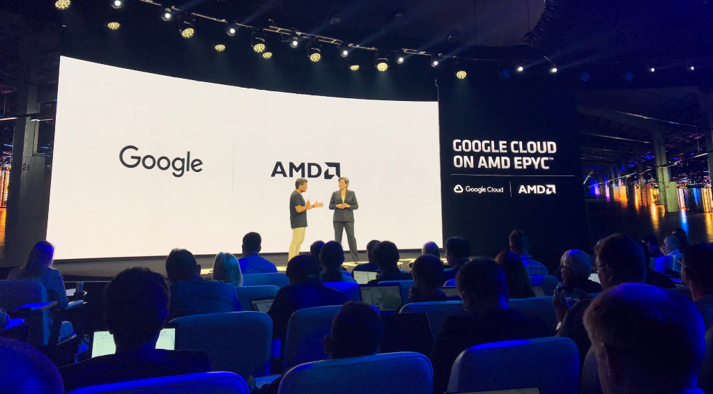 AMD announces next-generation EPYC data center chips and big