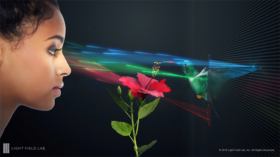 Holographic technology company Light Field Lab raises $28M in funding round