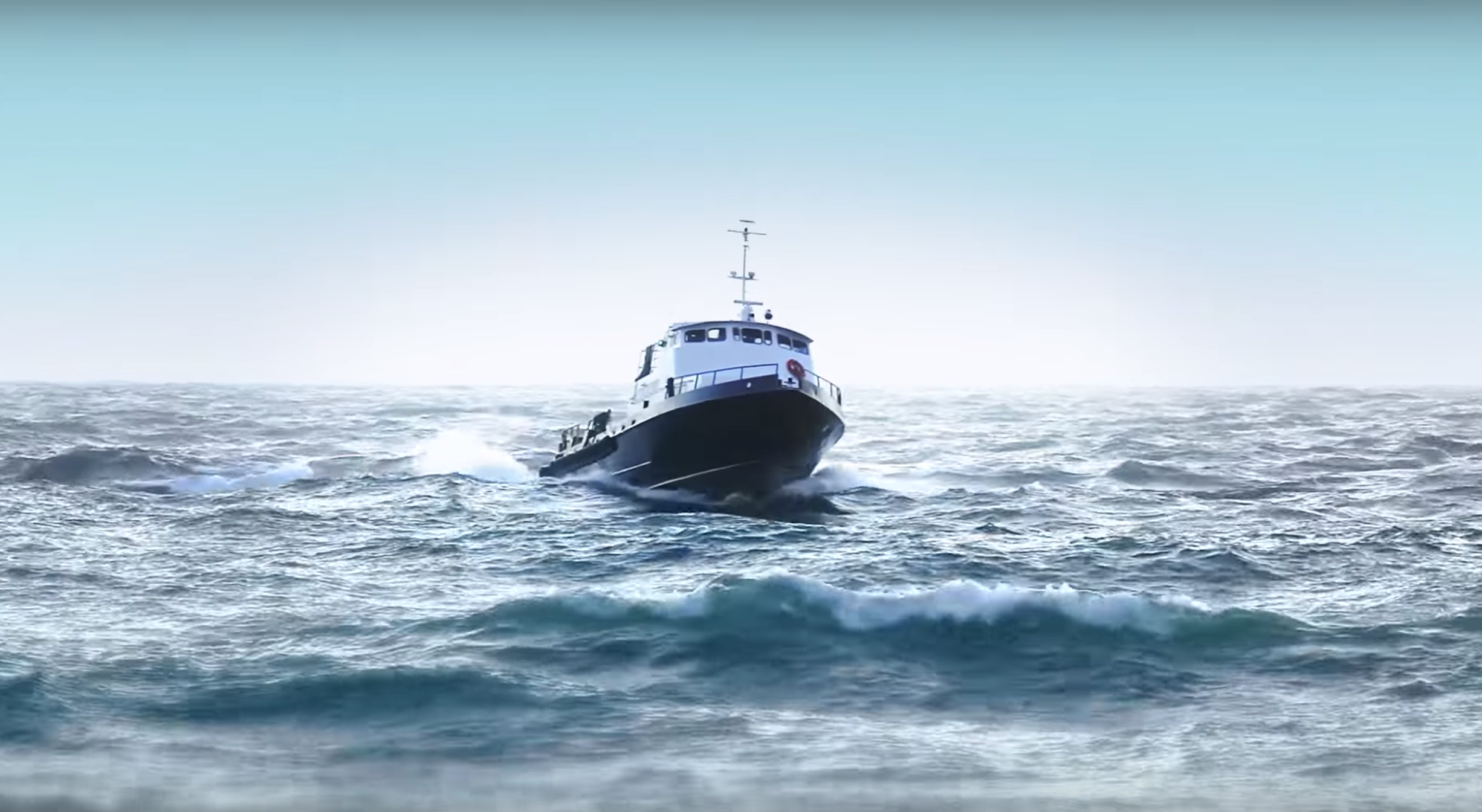 MAN Energy protects ships at sea with Zscaler's 'black cloud