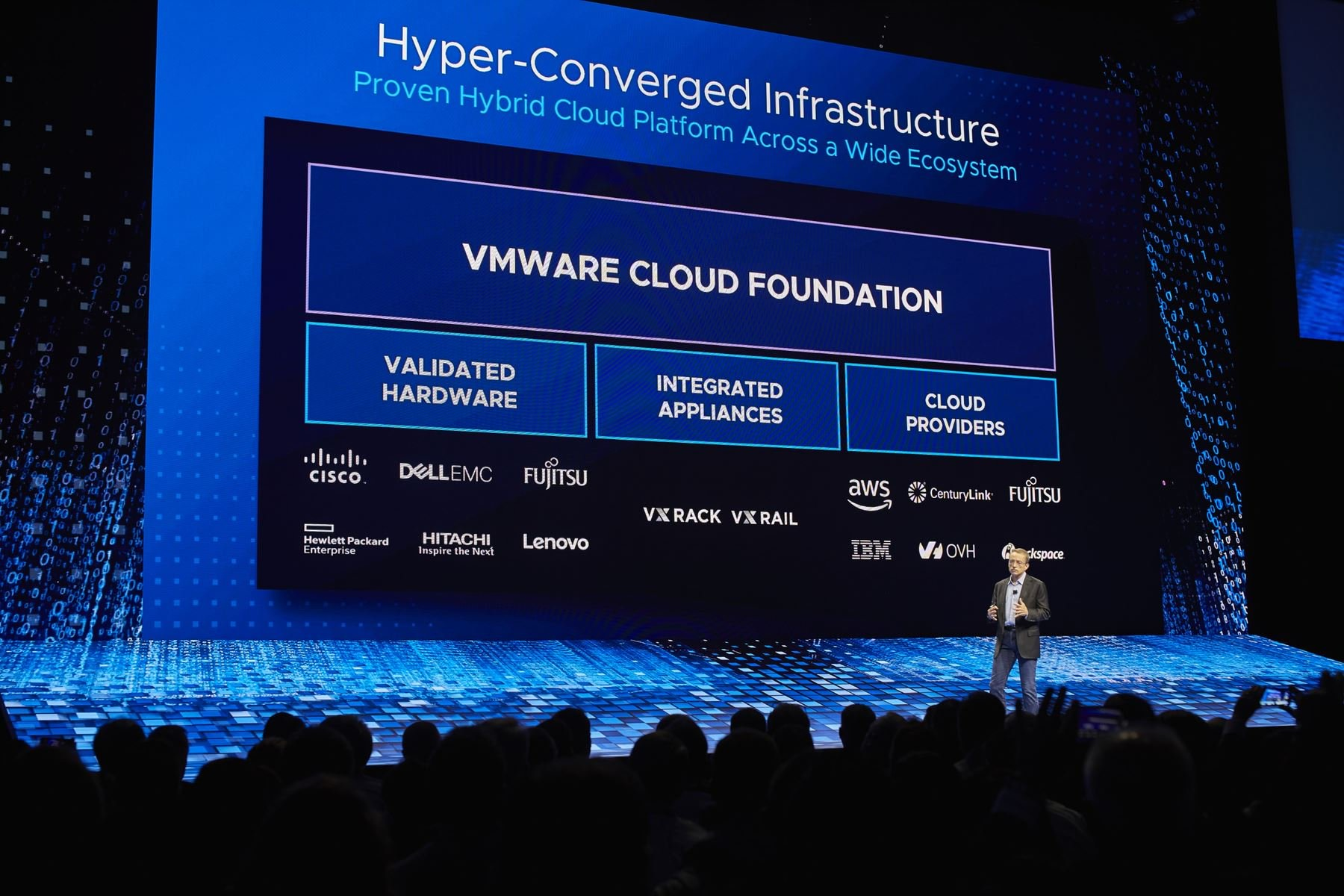 Buying spree: VMware's acquisitions reflect present and future of enterprise computing