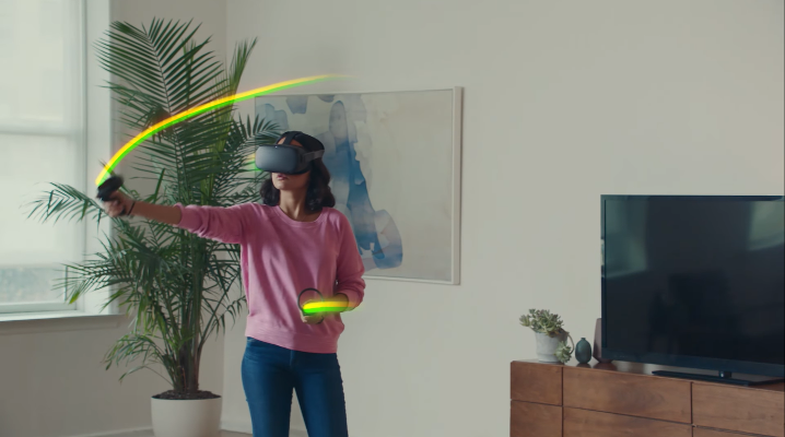 Facebook opens up about the AI powering its virtual reality headsets
