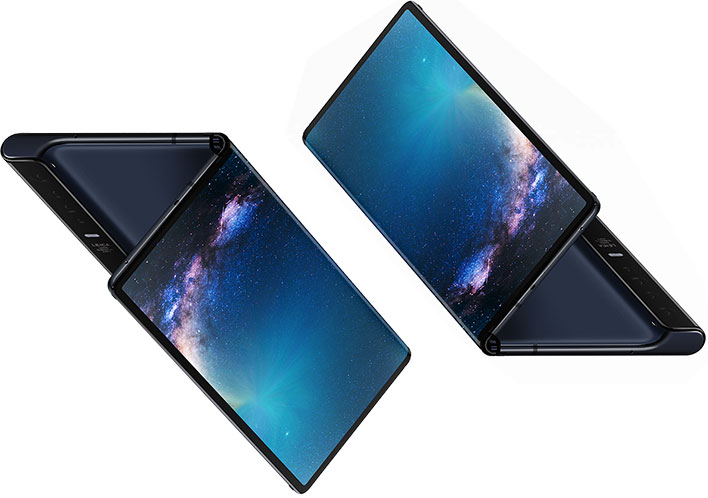 Proving foldable smartphones are hard, Huawei delays release of Mate X