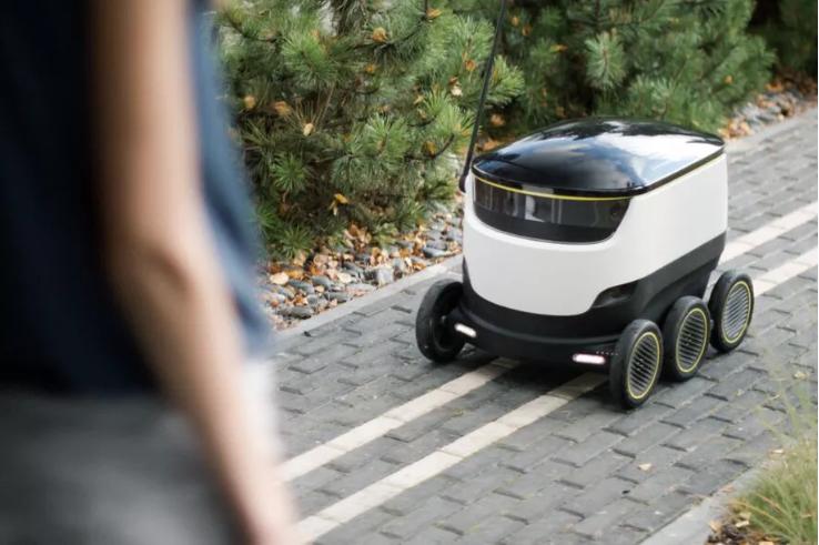 After 100,000 deliveries, robot courier startup Starship Technologies picks up $40M
