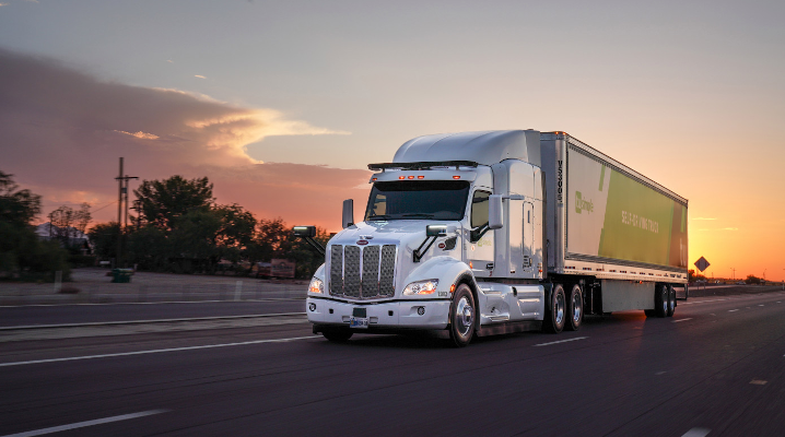 Betting on automation, UPS buys stake in self-driving truck startup TuSimple