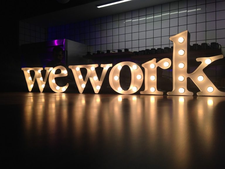 Coworking behemoth WeWork files for IPO as losses pile up