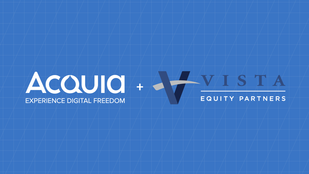 Vista Equity Partners acquires majority stake in Drupal provider Acquia for $1B