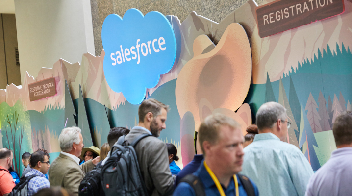 Salesforce adds AI-infused CRM products for the manufacturing sector