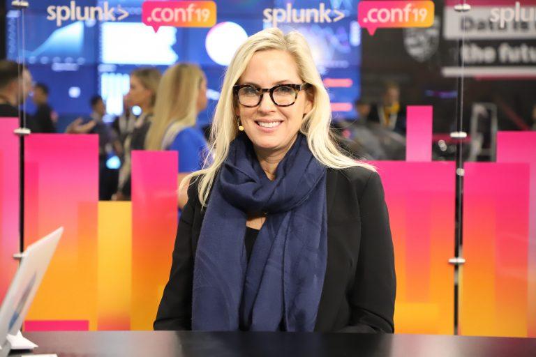 Carrie Palin - Splunk event 2019