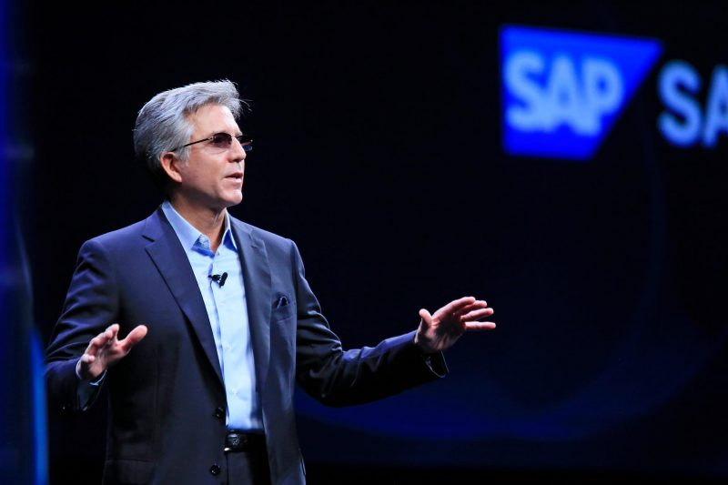 SAP CEO Bill McDermott is stepping down after 9 years in the job