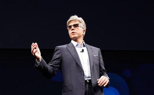 Bill McDermott, CEO, ServiceNow
