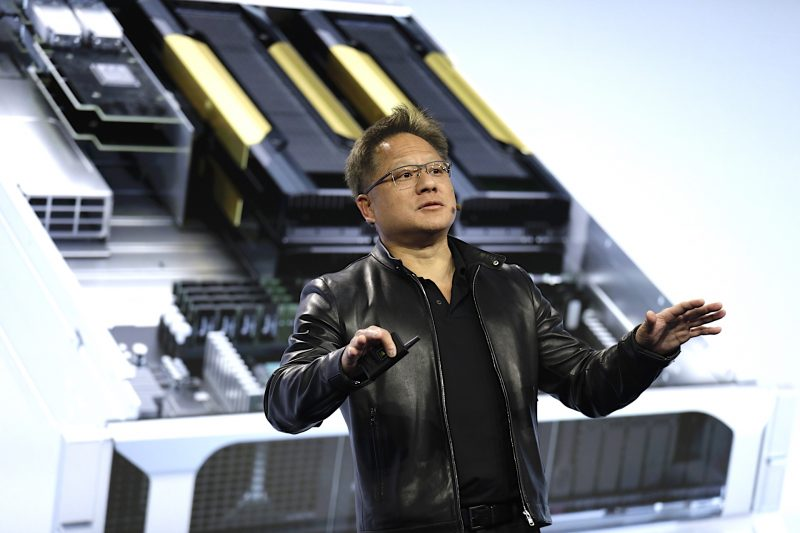 Nvidia debuts supercomputing platform to deliver AI at the network edge