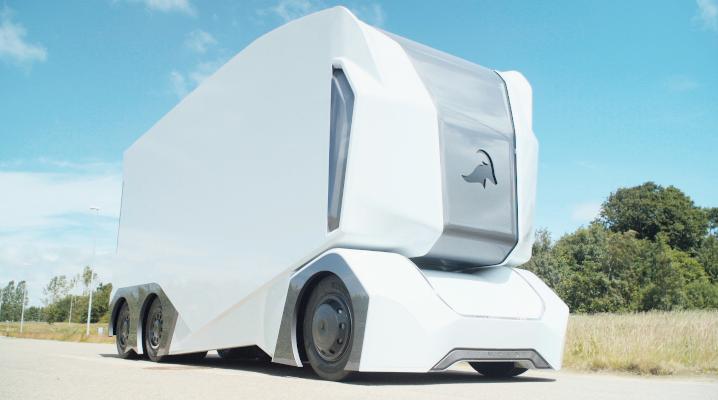 Einride raises $25M to put more of its T-Pod autonomous trucks on the road