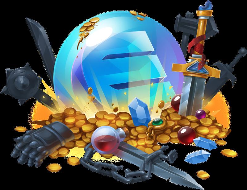Blockchain Ventures invests in blockchain gaming asset platform Enjin