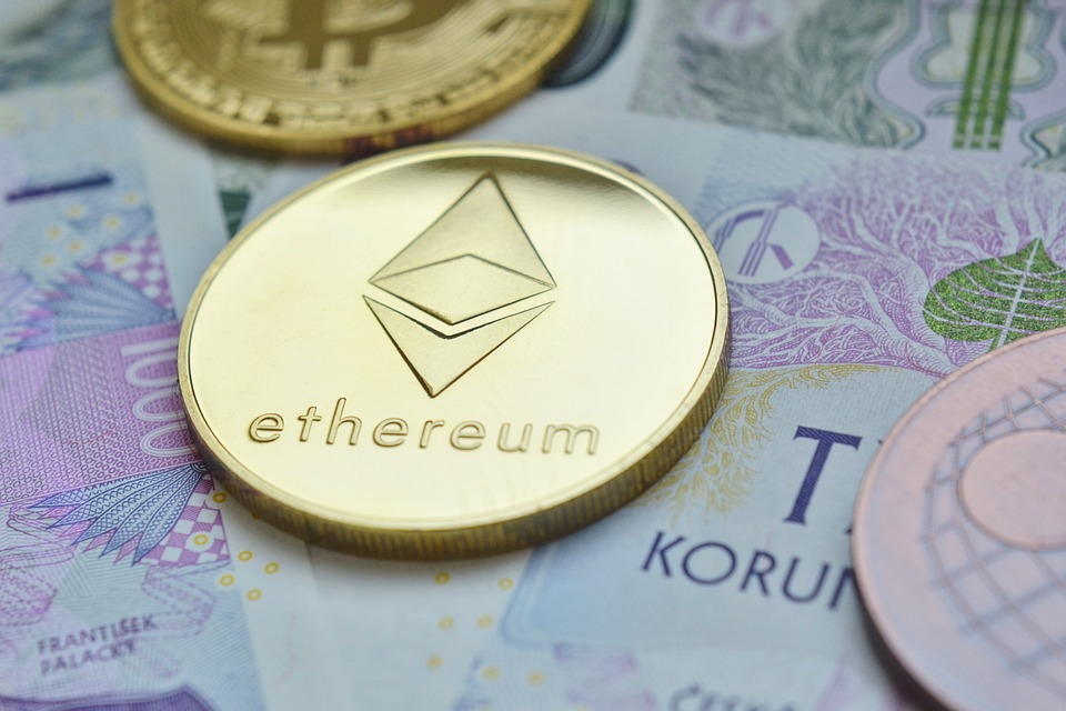 CFTC Chairman Heath Tarbert says Ethereum is a commodity